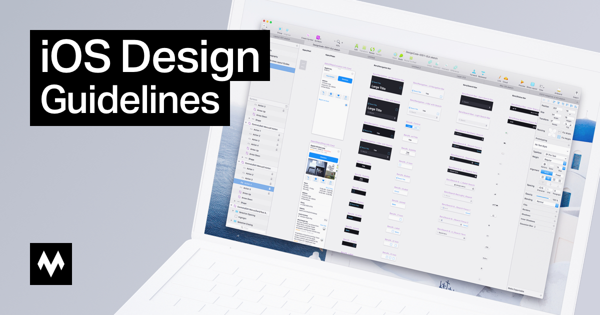 The iOS Design Guidelines - Ivo Mynttinen / User Interface